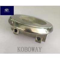 China Different Material Mechanical Engineering Parts / Cnc Auto Parts Lightweight on sale