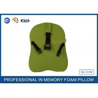 Wholesale Comfortable Relieving Back Pain Car Memory Foam Neck Pillow , Car Driver Pillow from china suppliers