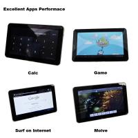 Quality White Google Android 4.0 Touchpad Tablet Pc With A13 1.5ghz Cpu for sale