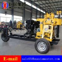 Wholesale CHINA XYX-130 Wheeled Hydraulic Rotary Exploration Bore Hole Drilling Machine  from china suppliers