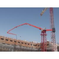 Wholesale 36m Stationary Concrete Placing Boom 4 Boom Sections With Proportional Valve from china suppliers