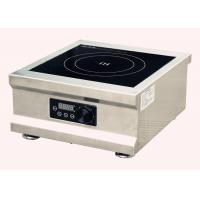 Wholesale Multiple Cooking Modes 3500w Induction Cooker , Induction Cooktop Stainless Steel from china suppliers