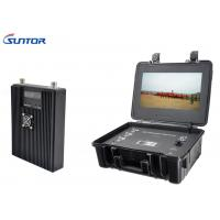 Wholesale 5W Manpack Wireless COFDM Transmitter Real Time Video Transmission System from china suppliers
