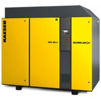 Buy cheap Yellow Kaeser Nitrogen Air Compressor 300 CFH Max Pressure 120 PSI from wholesalers