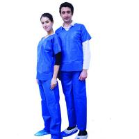 Wholesale SMMS Anti - Static Disposable Medical Protective Clothing Anti - Pull For Surgeries from china suppliers