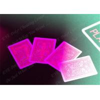 Wholesale 100% Plastic Fournier Marked Decks Marked Playing Cards For European Casinos from china suppliers