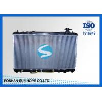 Wholesale OEM 16400-0H280 AT Aluminium Auto Radiator / Toyota Car Radiator from china suppliers