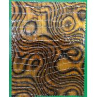 Wholesale Printed Pattern PVC Leather Cloth Abrasion Resistant Waterproof for Decorative from china suppliers