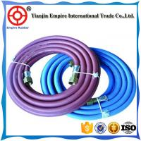 Wholesale 3/16inch to 1inch  High quality expandable rubber oxygen /acetylene hose from china suppliers