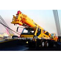 Wholesale 40% Gradeability XCMG Truck Crane QY35K5 35 Ton 6m Span 54.6m Lifting Height from china suppliers