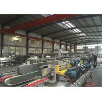 China 20 Spindles Glass Edging Machine Glass Double Edger For Architecture Glass on sale