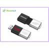 Buy cheap Slide USB light acrylic, 3D logo laser Engraving Logo Fast Write / Read Speed from wholesalers