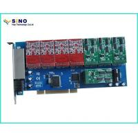 Wholesale PCI to Isa Card Sinov-TDM1600P 16 Port FXO / FXS PCI Card VoIP WCDMA Gateway Witn Imsi Catcher from china suppliers