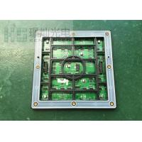 Quality Full Color Outdoor Led Module Display 2000HZ With Epistar Chip , Customized Size for sale
