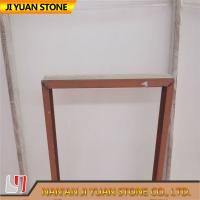 Pure White Marble Tiles Slab Marble Stone Slab 16mm/18mm Thickness for sale