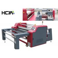 Buy cheap Roller Sublimation Heat Press Machine for Garments Fabric Clothes Textile from wholesalers