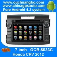 Wholesale Ouchuangbo Android 4.2 Car Navi Multimedia for Honda CRV 2012 iPod 3G Wifi AUX USB DVD Player OCB-8033C from china suppliers