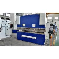 Buy cheap 3.2M Long CNC Mechanical Press Brake Machine 125T Bending Capacity SS Processing from Wholesalers