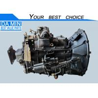 China Iron Shell ISUZU FVR Parts FVZ 6HK1 Manual MLD6Q Transmission Assembly Change Speed on sale