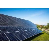 Wholesale HDG Solar Bracket System Used For Photovoltaic Solar Power Plant from china suppliers