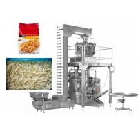 Wholesale 14 Heads Multihead Weigher Packing Machine 220V / 380V Input Voltage from china suppliers