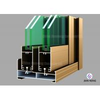 Wholesale 6063 T5 Aluminium Profiles For Windows And Doors Good Sealing Performance from china suppliers