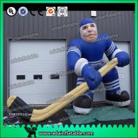 Wholesale Hockey Sports Event Inflatable Hockey Player from china suppliers
