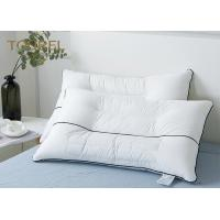 Wholesale Summer Aloe Vera Bamboo Fiber Hotel Comfort Pillows Luxury Hypoallergenic from china suppliers