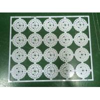 Wholesale LED Spotlight Round LED PCB Board Manufacturers Pcb Fabrication Service from china suppliers