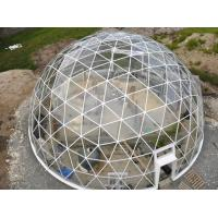 China 30 M Diameter Waterproof Geodesic Dome Tent for sale