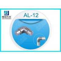 Wholesale Aluminum Alloy Joints 90 Degrees Within Joint Sandblasting Internal Connector AL-12 from china suppliers