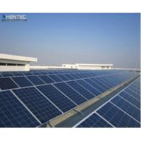 Wholesale AA20Um Clear Aluminum Solar Panel Frame With Punch / Drill Surface from china suppliers