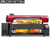 Wholesale CrysTek CT-TX1802 digital dye sulimation printer with Epson dx7 printhead,  1440dpi from china suppliers