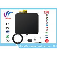 Wholesale 4K HDTV High Gain Antenna 1080P Digital TV Free Antenna from china suppliers