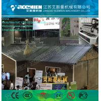 plastic pvc wave roofing tiles/plate/sheet production line