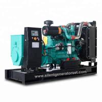 Buy cheap Nt855ga Cummins Diesel Generator Set 250kva Powered With Three Phase from wholesalers