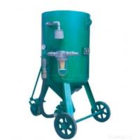 Buy cheap Portable Sand Blasting Machine from wholesalers
