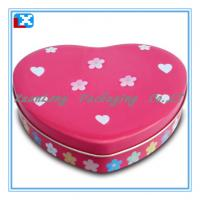 Wholesale sweet chocolate candy tin box from china suppliers