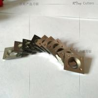 Quality YANXUAN 13.8mm Square Carbide Insert Cutter,Designed for DIY Wood Lathe Turning for sale