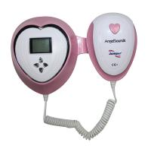 China Portable Angelsounds Pocket Fetal Doppler For Pregnant Women JPD-100S4 on sale