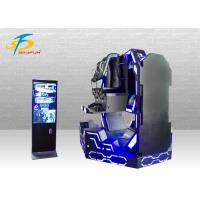 Wholesale 2 Players 9D VR Simulator Game Iron Warrior VR With 1080 Degree Rotation from china suppliers