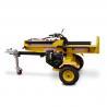 Buy cheap 6.5HP B&S Engine Gasoline Hand Wood Splitter 4 Way Blade 22 Ton Log Splitter from wholesalers