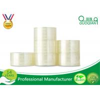 Wholesale Permanent Carton Sealing Tape , 50mm Silent Custom Printed Tape Water Activated from china suppliers
