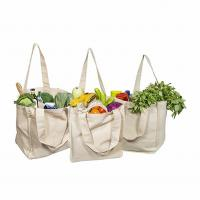 Durable Stylish Sturdy Recycle Shopping Bags Large Capacity Silk Printed Logo for sale