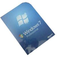 Quality Microsoft Download Windows 7 Professional 64 Bit Dvd OEM Key Licence English Language for sale