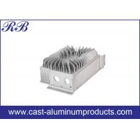 China Produce Mold Firstly / Electronic Instrument Aluminum Die Casting Process Aluminum Alloy Box / Enclosure on sale