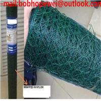 Wholesale chicken wire manufactures/wire netting fence/poultry netting 50*50/hexagonal wire mesh chicken/chicken wire sizes from china suppliers