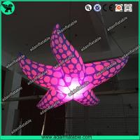 Wholesale New Brand Event Decoration Lighting Blue Inflatable Starfish/Ocean Event Decoration from china suppliers