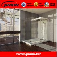 Quality Decorative Hanging sliding door frameless shower doors for sale