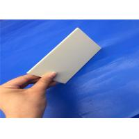 Quality Wear -Resistance  99% Alumina Ceramic Plate/ Rectangular Insulating Board / Square Plate for sale